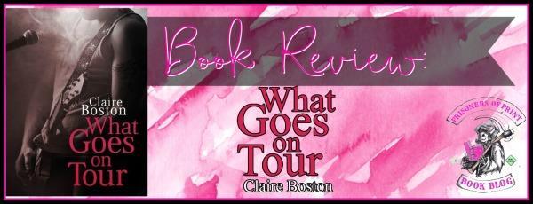 What Goes On Tour Banner
