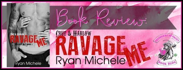 Ravage Me Banner