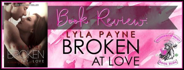 Broken At Love Banner