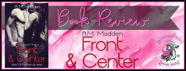 Front & Center Banner
