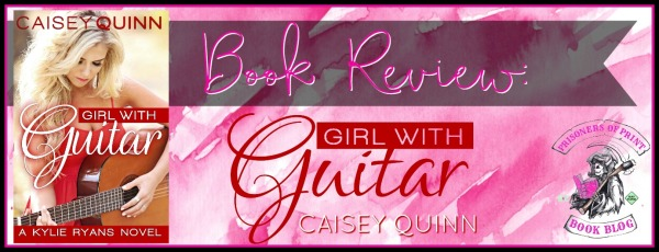 Girl With Guitar Banner