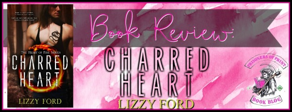 Charred Heart Banner