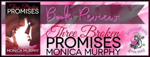 Three Broken Promises Banner