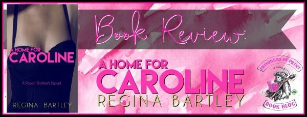 A Home For Caroline Banner