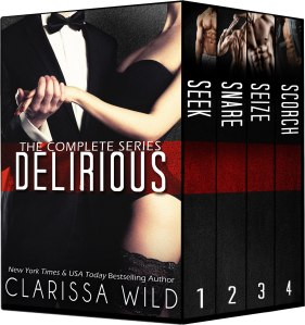 Delirious Series Box Set