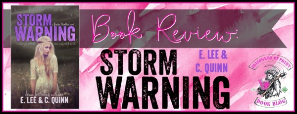 storm warning banner