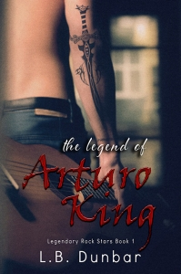 The Legend of Arturo King Cover