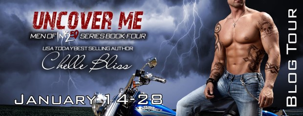 Uncover Me Tour Banner