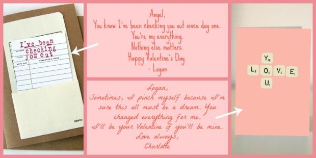 Dissonance Valentine Cards