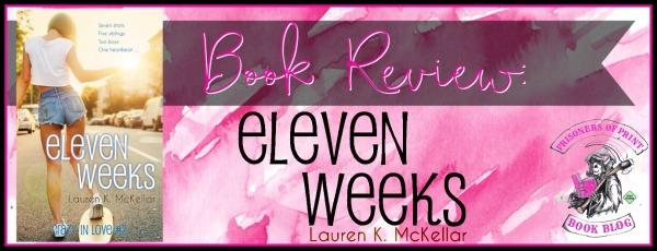 Eleven Weeks Banner