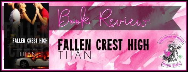Fallen Crest High Banner