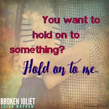 Broken Juliet 2
