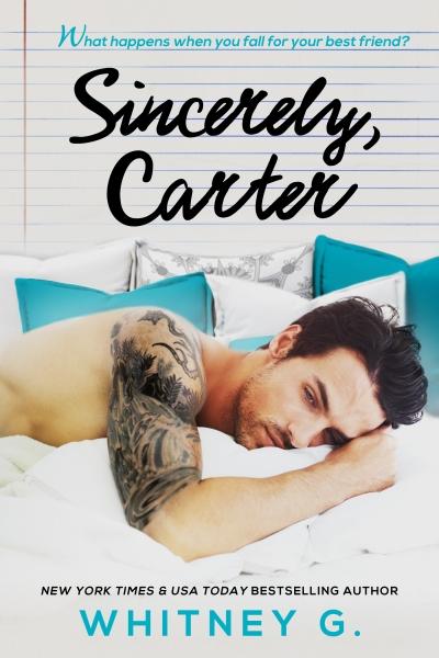 Sincerely Carter ebook