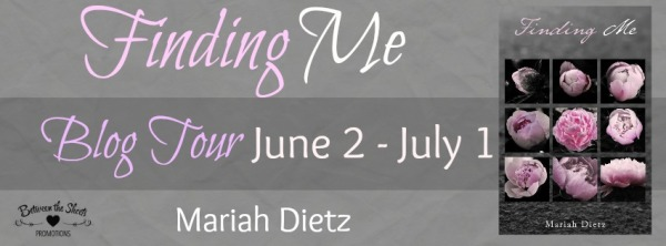 Finding Me tour banner