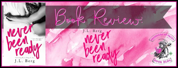 Never Been Ready Banner