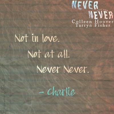 Never Never 2.3