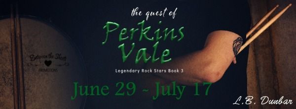 The Quest of Perkins Vale Tour banner