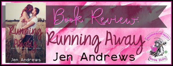 Running Away Banner