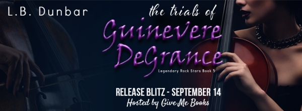 Trials of Guinevere DeGrance RB Banner