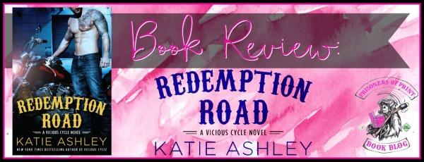 Redemption Road Banner