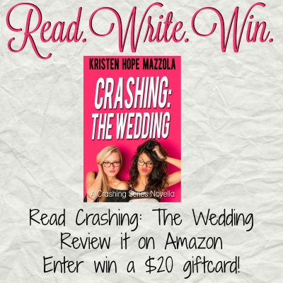 Crashing The Wedding Giveaway