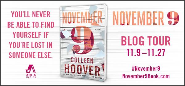 November 9 Banner