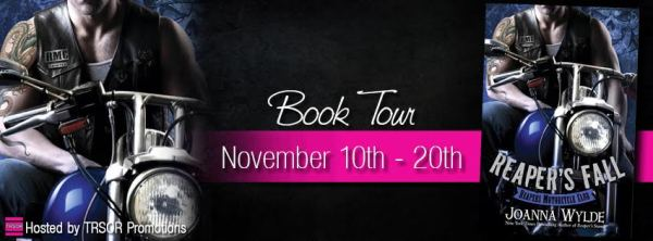 reaper's fall book tour
