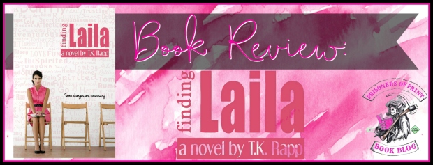 Finding Laila Banner