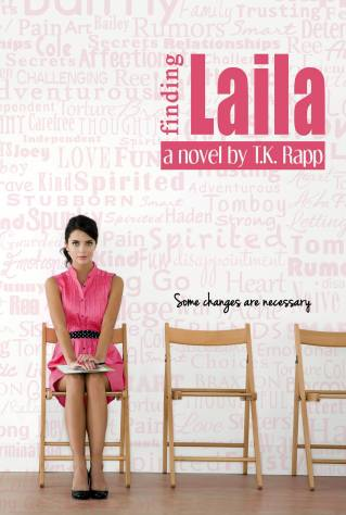 Finding Laila Cover