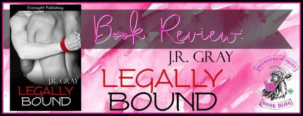 Legally Bound Banner