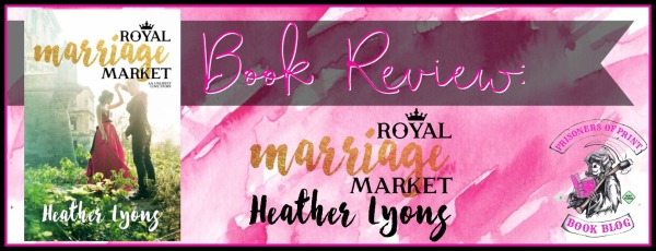 Royal Marriage Market Banner