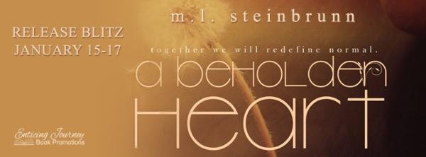 A Beholden Heart Release Banner