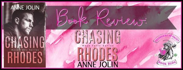 Chasing Rhodes Banner