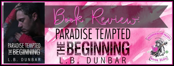 Paradise Tempted The Beginning Banner