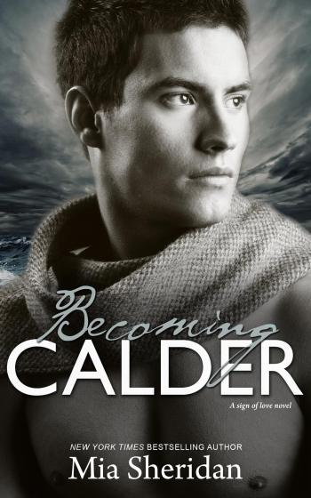 Becoming Calder by Mia Sheridan