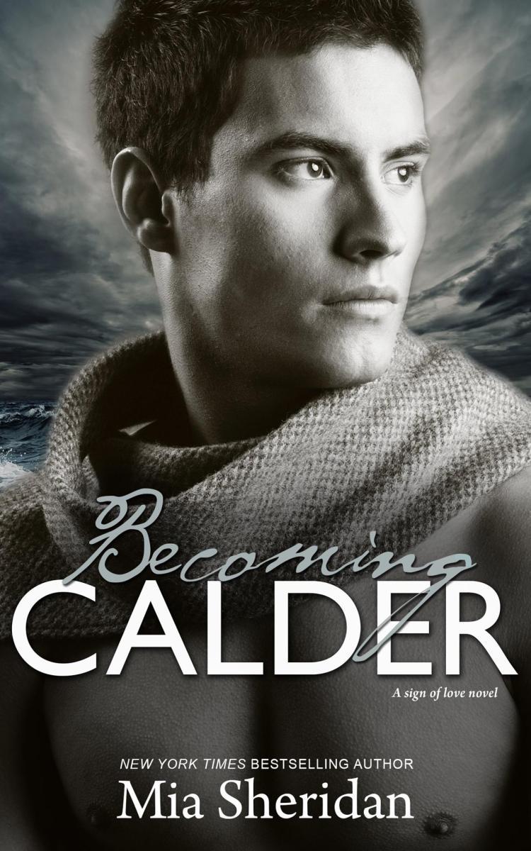 Becoming Calder by Mia Sheridan