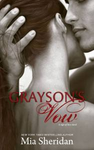 Graysons Vow by Mia Sheridan
