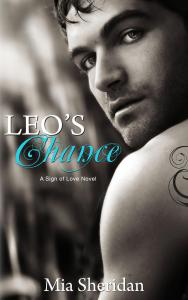 Leos Chance by Mia Sheridan