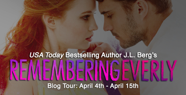Remembering Everly Blog Tour Banner