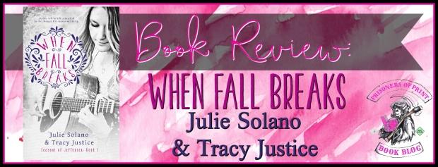 When Fall Breaks Review Banner