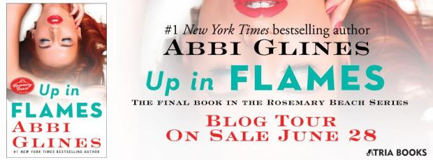 Up in Flames Blog Tour