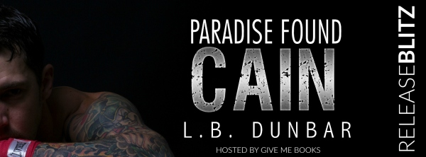 Paradise Found Cain RB Banner