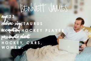The Game that Breaks Us Bennett Bio