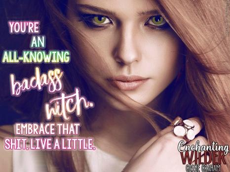 Enchanting Wilder 1