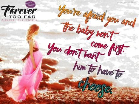 Forever Too Far 1