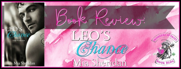 Leo's Chance Banner